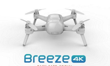 New Drone Breeze 4K