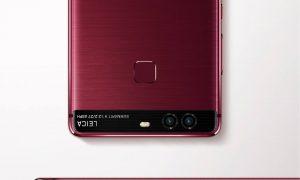 Huawei P9 สีแดง
