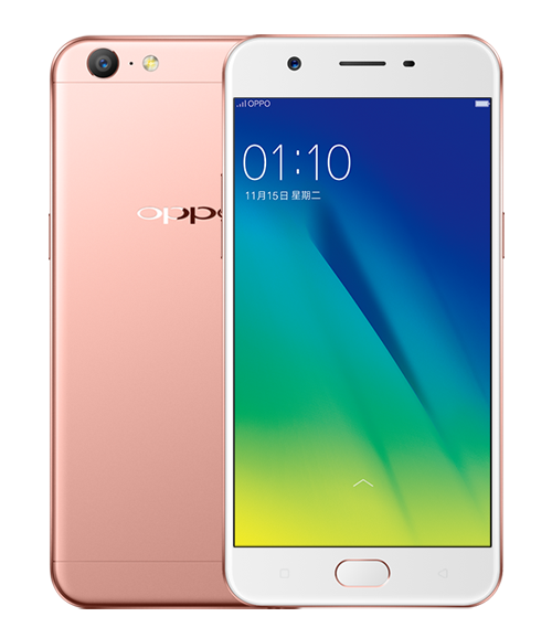 OPPO-A57-Rose-Gold