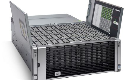 Photo - Cisco UCS S Series Server- UCS S3260  Hi Res Uncovered Front View__Resize
