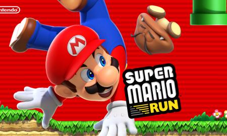 Super Mario Runog