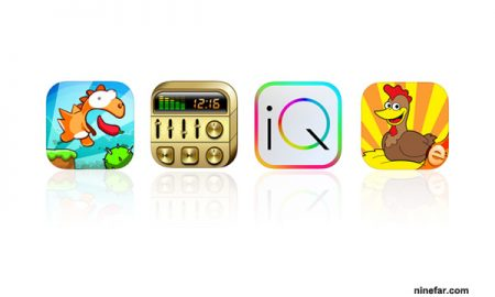 Apps iOS ฟรี