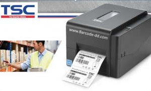 TSC TE200 Barcode Printer Photo