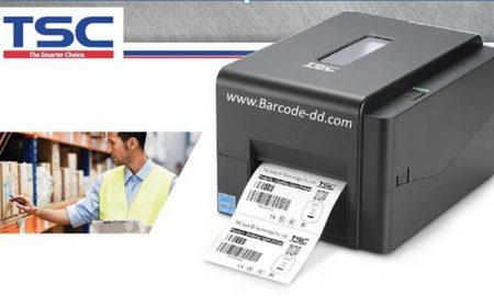 TSC TE200 Barcode Printer Photo