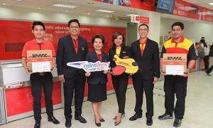 DHL EXPRESS  & THAI POST_Group Photo 1