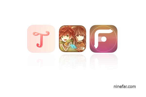 แอพแต่งรูป-เกม ios ฟรี