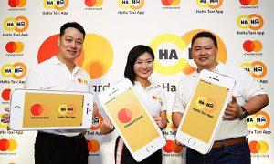 HaHa Taxi App_HOWA_Mastercard