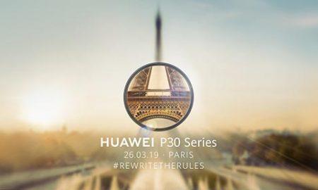HUAWEI P30 Series Live Stream