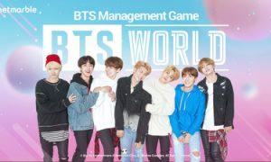 BTS WORLD Netmarble Corp