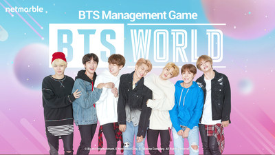 BTS WORLD Netmarble Corp