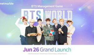 BTS WORLD Is Available Worldwide On iOS And Android Devices Starting Today