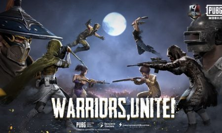 PUBG MOBILE - WARRIORS UNITE - 700 x 420
