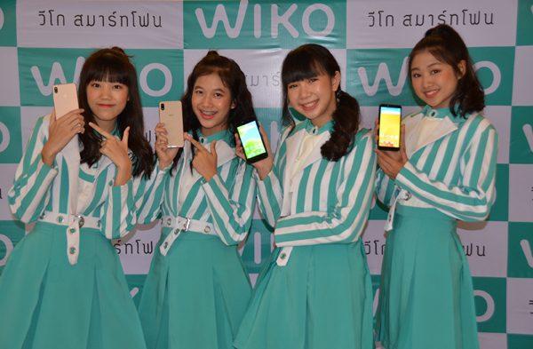 1 วีโกสมาร์ทโฟน ร่วมโปรโมชั่นพิเศษในงาน Thailand Mobile Expo 2019