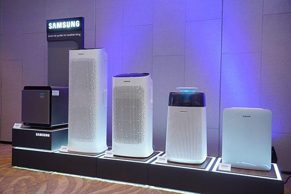 Samsung Air Purifier_