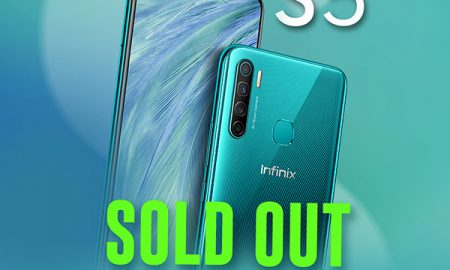 Infinix Success Photo