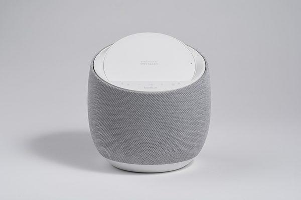 SOUNDFORM ELITE™ Hi-Fi Smart Speaker + Wireless Charger 2