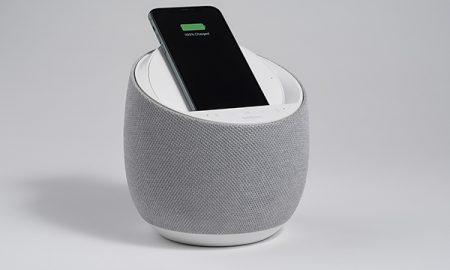 SOUNDFORM ELITE™ Hi-Fi Smart Speaker + Wireless Charger 4