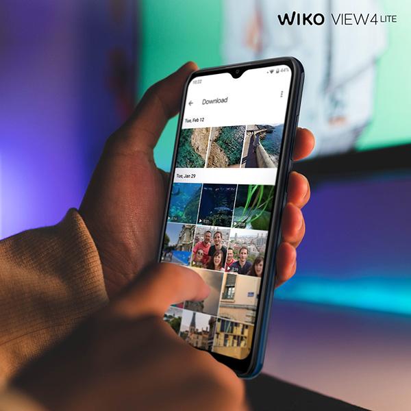 Wiko View4 Lite_Lifestyle 1