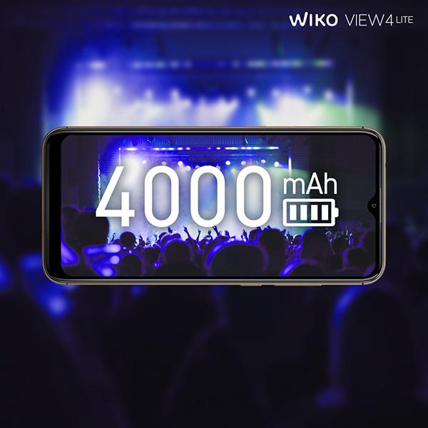 Wiko View4 Lite_Lifestyle 2