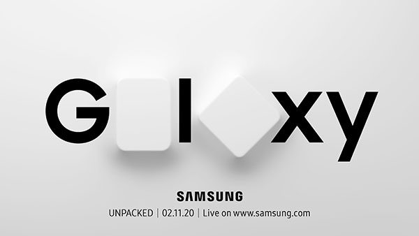 Galaxy UNPACKED 2020_Official Invitation