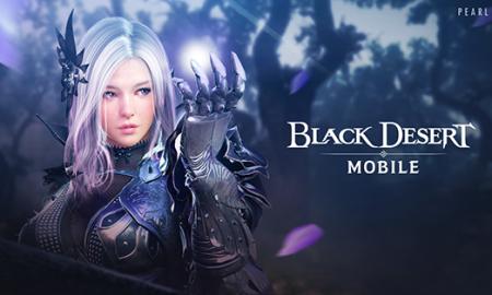 [Pearl Abyss] Black Desert Mobile เปิดตัวอาชีพใหม่ 'ดาร์คไนท์'