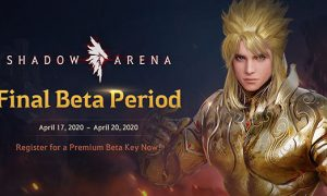 [Pearl Abyss] Pearl Abyss แถลงข่าวเกี่ยวกับช่วง Beta รอบสุดท้ายของ Shadow Arena