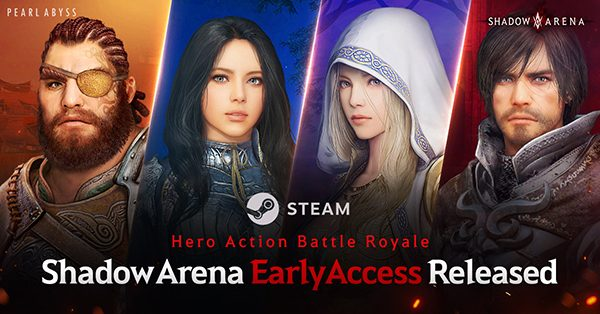 [Pearl Abyss] Shadow Arena  Early Access  Steam