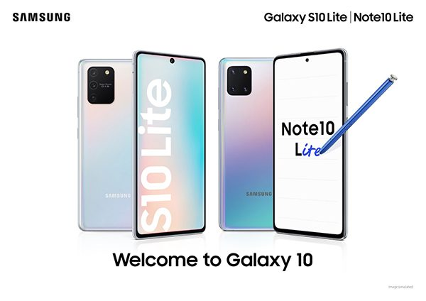 S10Lite & Note10Lite_
