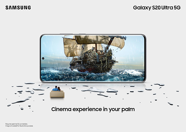 Galaxy S20 Ultra 5G_Cinematic Display_