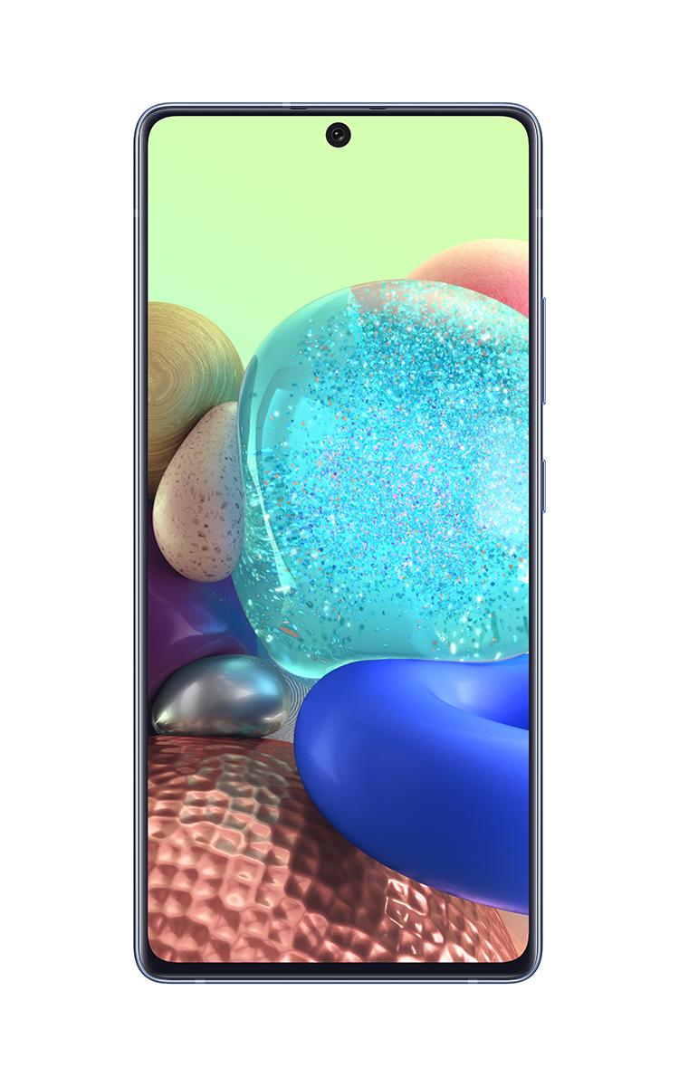 Galaxya 71 5G_Blue front