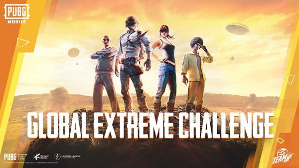 PUBG MOBILE Global Extreme Challenge 1