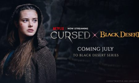 [Pearl Abyss] Pearl Abyss  Black Desert  Cursed Netflix