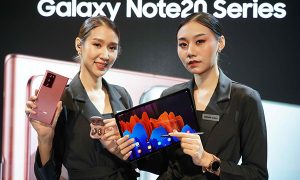 Galaxy Note20 Experience Day 01
