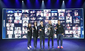 ทีมผู้บริหารเลอโนโวและ AMD