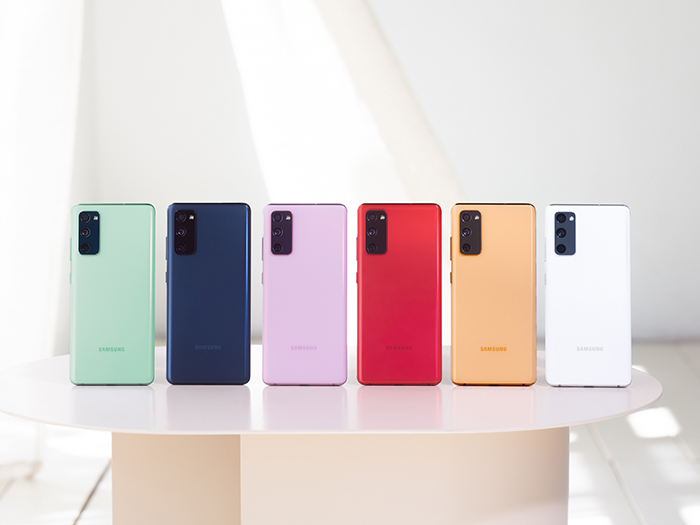 Galaxy S20 FE_all colors