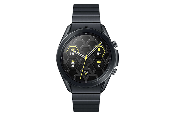 Galaxy Watch3 Titanium_01