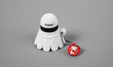 Kingston Limited-Edition Badminton USB Drive - 3