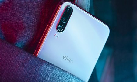 Wiko View4 camera