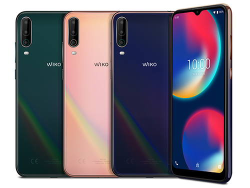 Wiko View4_ALL_COLOURS_2