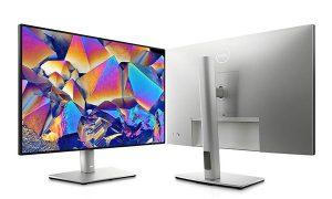 Dell U2421E Ultrasharp 24 inch monitor.