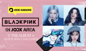 BLACKPINK in JOOX Area