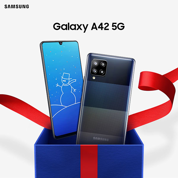 Holiday Promo_A42 5G_