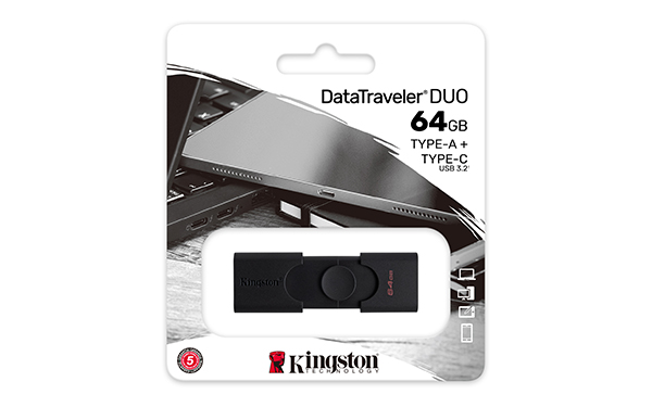 Kingston_DataTraveler Duo_Package 01