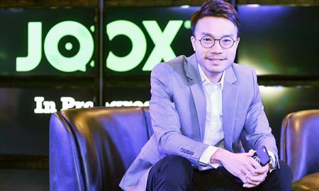 Khun Krittee Manoleehagul, Managing Director of Tencent (Thailand) Company Limited and an executive of JOOX Thailand