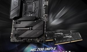 Kingston HyperX and MSI Set Another New DDR4 Overclocking Record